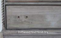 Driftwood Final Finish