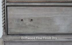 Driftwood Final Finish