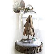 Driftwood Bell Jar