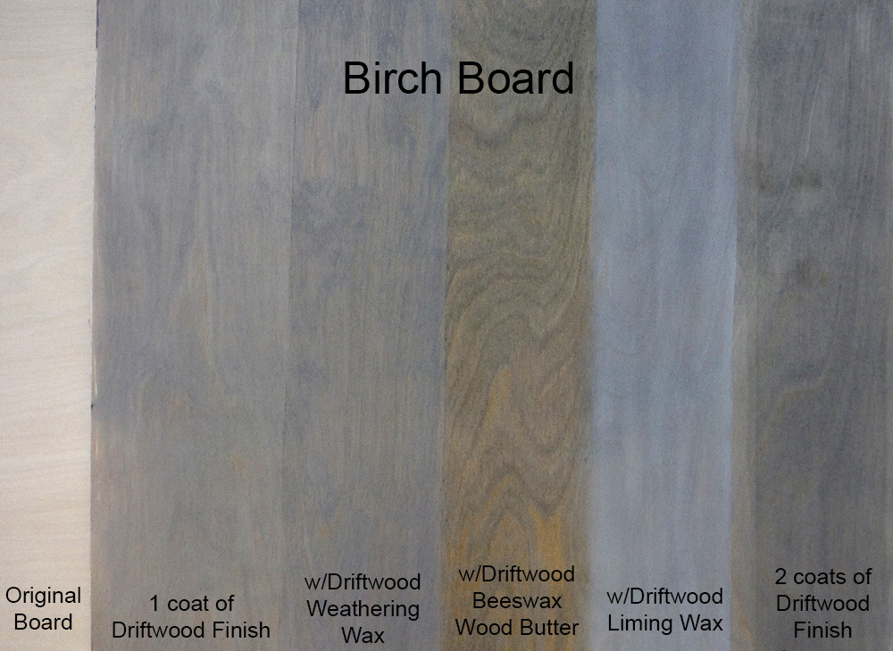 Driftwood Weathered Wood Finish Sample Lications Of Products