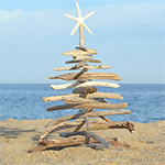 Make a Driftwood Christmas Tree