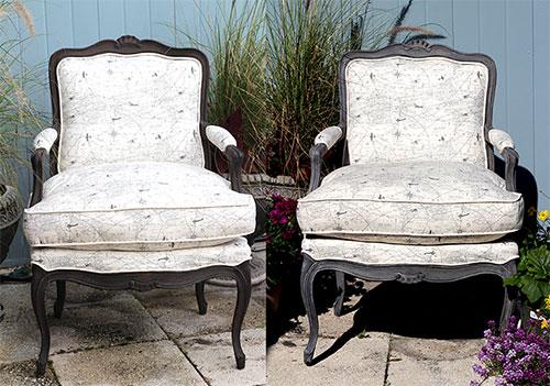 Driftwood Berege Chair