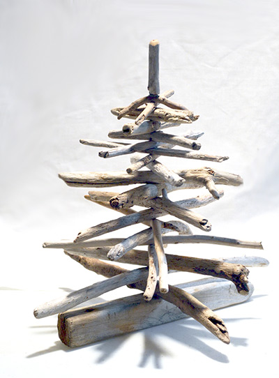 Driftwood Christmass Tree