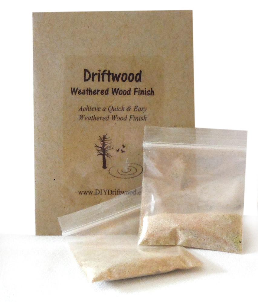 Driftwood 4 Pak