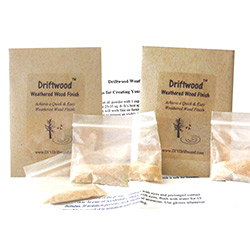 Driftwood Weathered Wood Finish 2-Pak