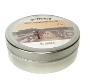Driftwood Natural Beeswax Wood Butter