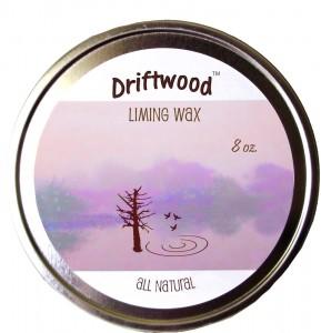 Driftwood Liming Wax