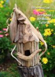 Make a Whimsical Driftwood Birdhouse