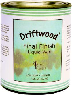 Driftwood Final Final Liquid Wax