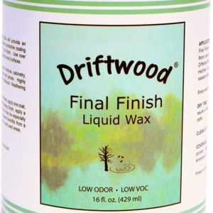Driftwood Final Final Liquid Wax