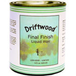 Driftwood Final Finish Liquid Wax