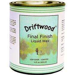 Driftwood Final Finish Liquid Wax