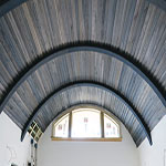 Driftwood Weathering Wood Finish ceiling