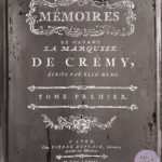 Iron Orchid French Memories transfer design