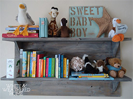 WhiteAndWeathered Driftwood Weathered Wood Finish Product Review