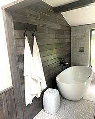 bathroom by Jenna Mattison