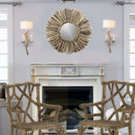 Using Driftwood in a beach style decor
