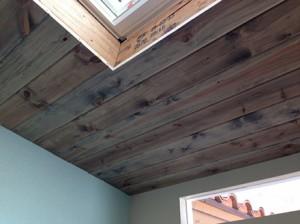 Driftwood Weathered Wood Finish Customer Photo