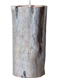 Driftwood candleholder