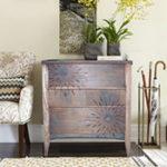 Driftwood Mid-Century Dresser Project