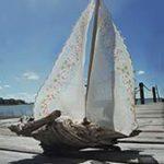 Make a Driftwood Sailboat