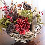 Driftwood Thanksgiving Turkey Centerpiece