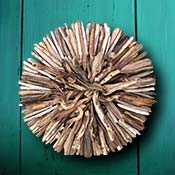 Create A Driftwood Wall Sculpture