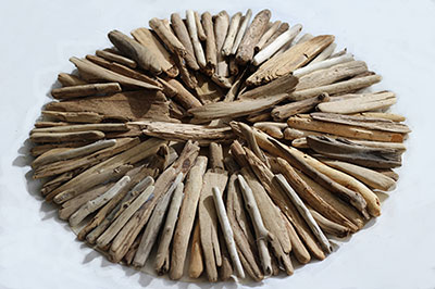 Driftwood Wall Sculpture