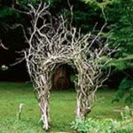 landscaping with driftwoodd